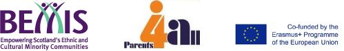 Parents4All-A fantastic project by our long term partner, BEMIS.