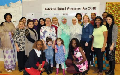 Have a read at this short article on our International Women's Day Celebration Event