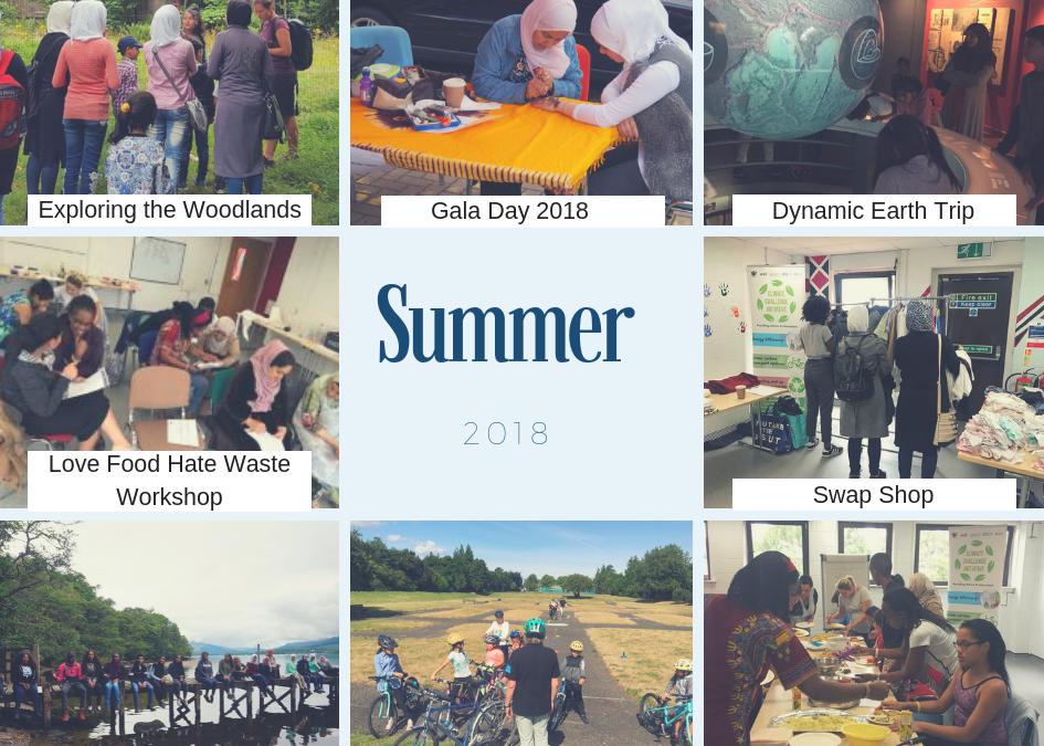 An eventfull summer 2018!