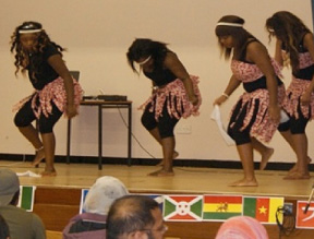 Cultural Dance 1